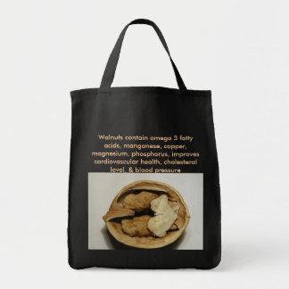 Walnuts bag