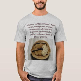 Walnuts mens shirt