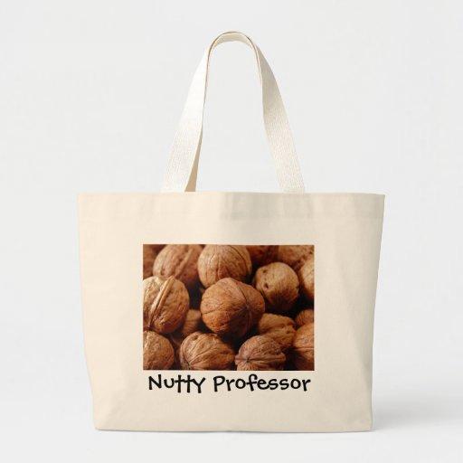 walnuts, Nutty Professor teacher graduation Bags