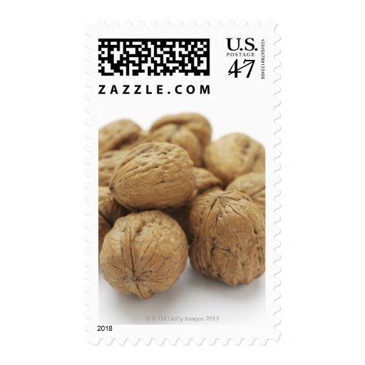 Walnuts. Postage