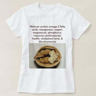 Walnuts womens shirt