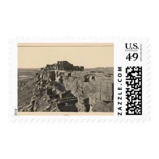 Walpi Postage Stamp