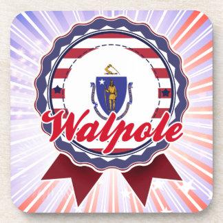 Walpole, MA Beverage Coasters