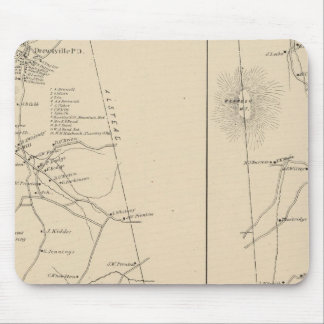 Walpole, Sullivan, Roxbury Mouse Pad