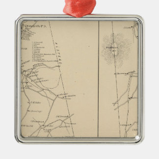 Walpole, Sullivan, Roxbury Ornament