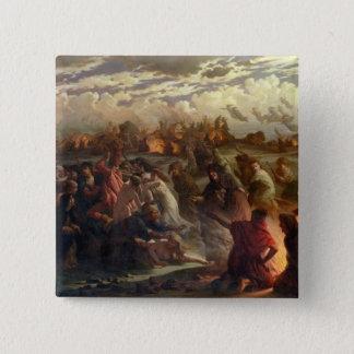 Walpurghis Night, 1862 Button