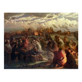 Walpurghis Night, 1862 Postcard