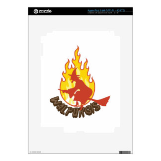 Walpurgis iPad 3 Decals