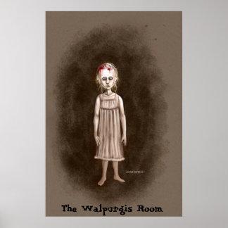 Walpurgis Room Poster-Mandy Poster