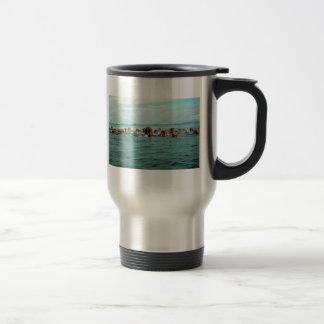 Walrus 15 Oz Stainless Steel Travel Mug