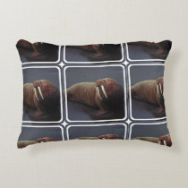 Walrus Decorative Pillow