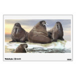 Walrus - Four Brothers Wall Graphic