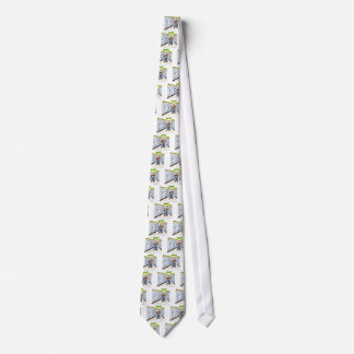 Walrus Frozen Food Section Funny Neck Tie