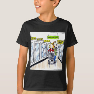 Walrus Frozen Food Section Funny T-Shirt