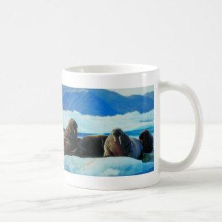 Walrus Group Classic White Coffee Mug