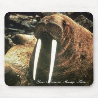 Walrus Male Mouse Pad