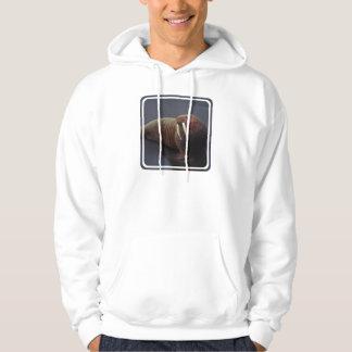Walrus Men's Hooded Sweatshirt