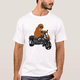 Walrus on a Davison T-Shirt