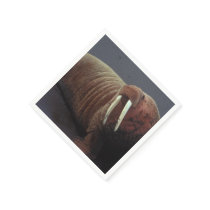 Walrus Paper Napkin