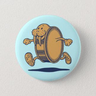 Walrus Run Drum Button