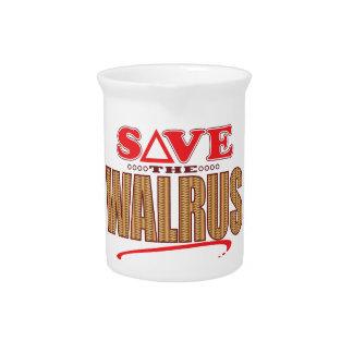 Walrus Save Pitcher