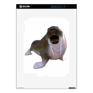 Walrus Skin For The iPad 2
