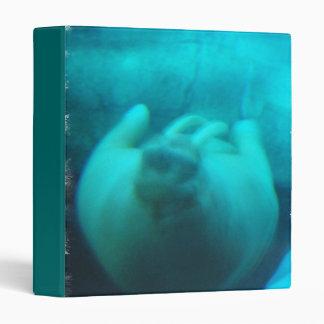 Walrus Swimming Binder