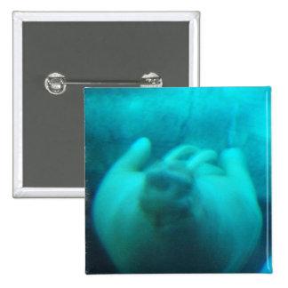 Walrus Swimming Pin
