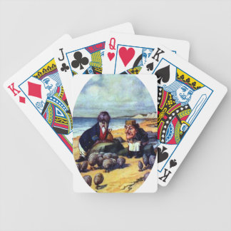 Walrus & the Carpenter Bicycle Playing Cards
