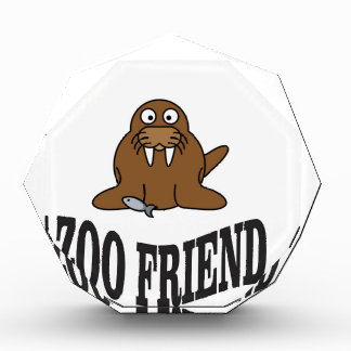 walrus zoo friend award