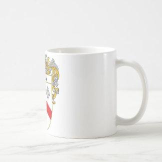Walsh Coat of Arms (Mantled) Coffee Mug