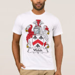 Walsh Family Crest T-Shirt