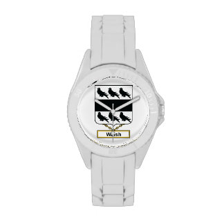 Walsh Family Crest Watch