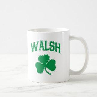 Walsh Irish Classic White Coffee Mug