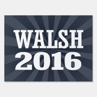 Walsh - Joe Walsh 2016 Cartel