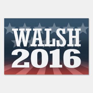 Walsh - Joe Walsh 2016 Carteles