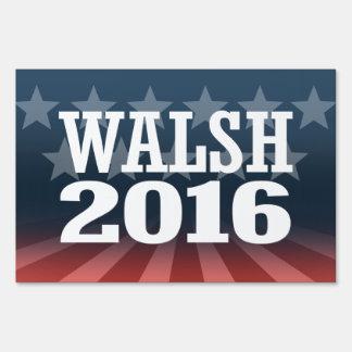 Walsh - Joe Walsh 2016 Señales