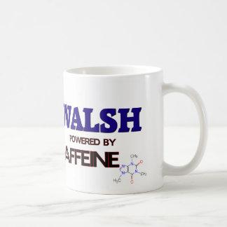 Walsh powered by caffeine mugs
