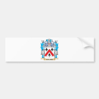 Walshe Coat of Arms - Family Crest Car Bumper Sticker