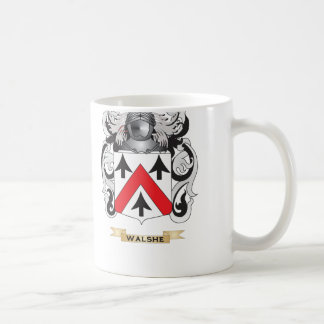 Walshe Family Crest (Coat of Arms) Coffee Mugs