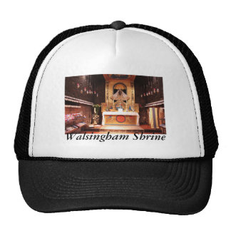 Walsingham Shrine Trucker Hat