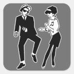 Walt Jabsco & Betty Beat II Sticker