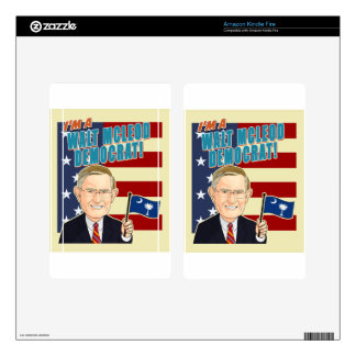Walt McLeod Items Decals For Kindle Fire