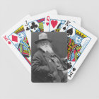 Walt Whitman 1887 Bicycle Playing Cards