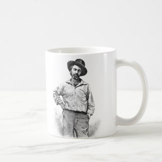 Walt Whitman 44 - Cups / Classic White Coffee Mug