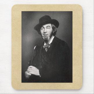 Walt Whitman Age 30 New York City Mouse Pad