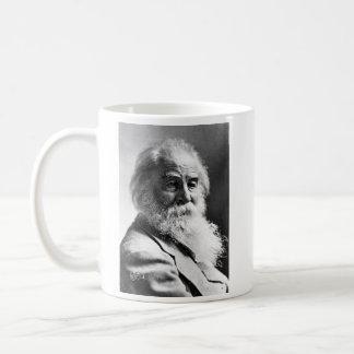"Walt Whitman Age 59 ""Traveling Years"" Coffee Mug"