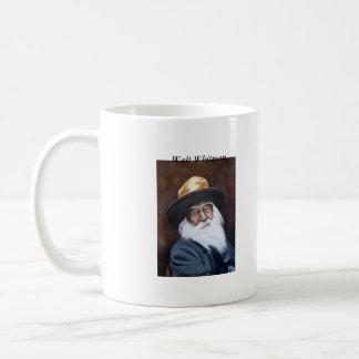 Walt Whitman, American Poet Coffee Mug