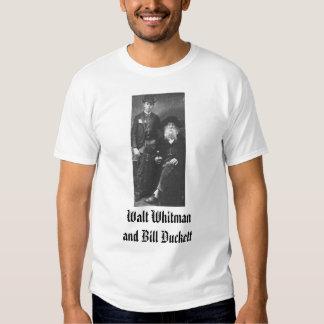 Walt Whitman and Bill Duckett, Walt Whitman and... T Shirt