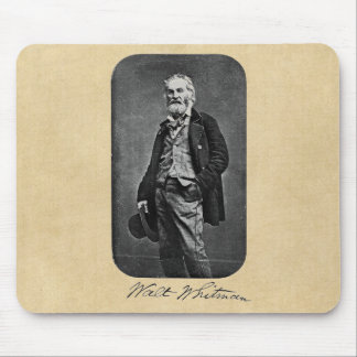 Walt Whitman as a Young Man Mouse Pad